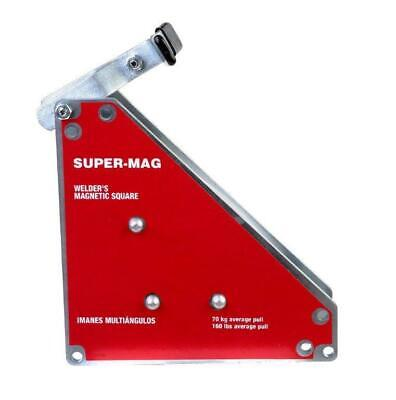 Magnetic Square Welders/ Welding clamp 45 and 90- 160lbs (70KG) -Magnet -AMC4987