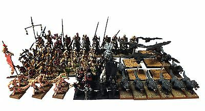 Warhammer Fantasy - Tomb Kings Undead army - 28mm
