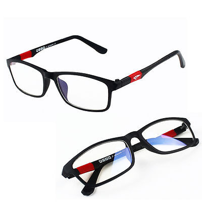 sport eyeglass frames m1ct  New Men Women Flexible Myopia Glasses Sport Eyeglass Frame Optical Eyewear  Rx