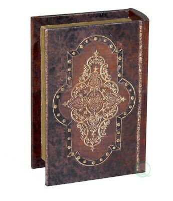New Vintiquewise Antique Style Small Book Box, QI003100