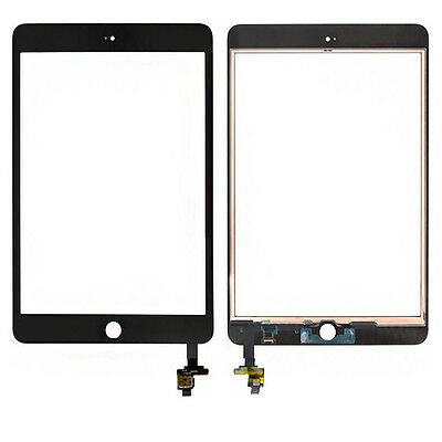 For New Apple iPad mini 3 3rd Front Touch Digitizer Lens Replacement Glass A1599