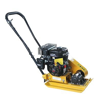 SwitZer 5.5hp Engine Petrol Compactor Plate Tamper HS-60 Activator Heavy Duty