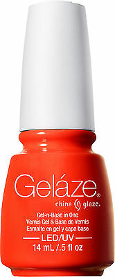 Gelaze by China Glaze Gel Color Polish High Hopes - 14 mL / 0.5 fl oz  -  82228