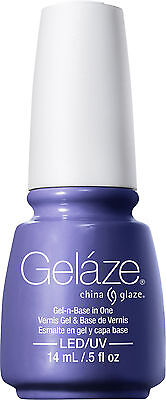 Gelaze by China Glaze Gel Color Polish What a Pansy - 14 mL / 0.5 fl oz - 82268