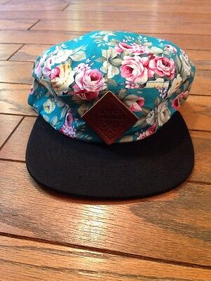 Slyfox Threads Floral Camp Cap/Hat