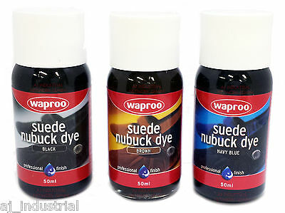 Suede & Nubuck Dye - For Dying Mens / Ladies Boots ,shoes , Clothing , Bags