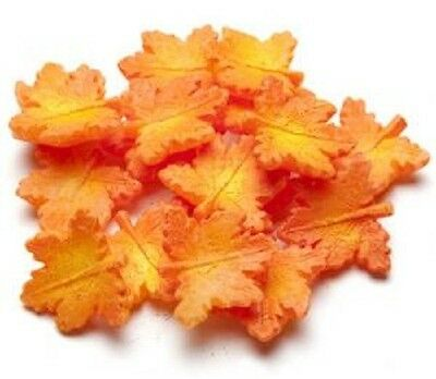 Desmond's Candles Fall Leaf 4 oz. Fake Food Wax Embeds