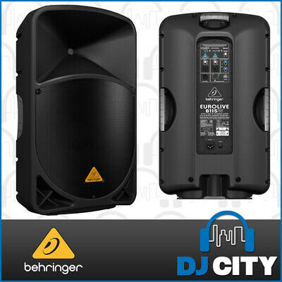 B115W Behringer Wireless Active 15-Inch Speaker 1000watt - DJCITY