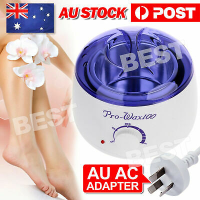 Professional Wax Warmer Paraffin Pot Heater Hair Removal Salon Beauty Equipment