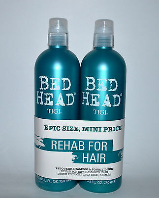 TIGI Bed Head Urban 2 Antidotes Recovery Shampoo + Conditioner TWEEN DUO 2x750ml