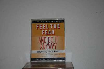 SUSAN JEFFERS, PH.D. FEEL THE FEAR AND DO IT ANYWAY Books