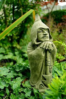 Jake-Garden Ornament-Gargoyle-Sculpture Stone Statue-Home Patio-Decorative Gift