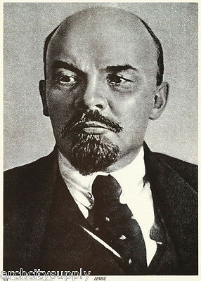 Poster: Political: Marx Lenin - Posed  -  Free Shipping !   #1574  Rw7 B