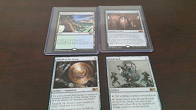 Magic the Gathering lot of 27 2015 Core Set Rares, all colors, nice!