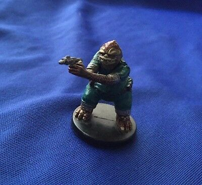 Star Wars Miniatures Clone Wars #35/40 Gha Nachkt - NC