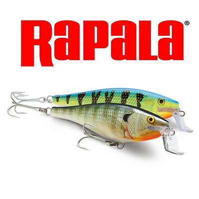 Rapala Super Shad Rap Fishing Lures 14 cm. Lots of different colors. SSR14