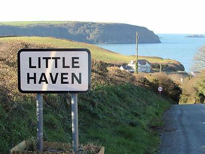 Holiday Cottage in Little Haven pets Welcome 7nights From £215