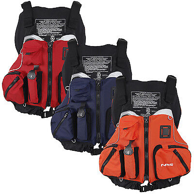 NRS cVest PFD / Buoyancy Aid Ideal for Sit on Top / Touring / Sea Kayaking