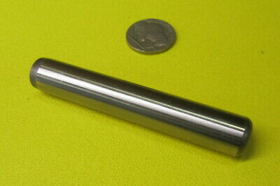 ".001"" Oversize 18-8 Stainless Steel Dowel Pins 1/2"" Dia x 3.00"" Length, 3 Pcs"