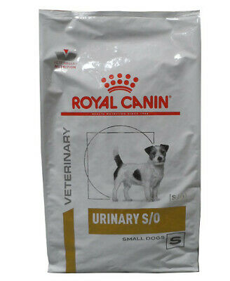 8kg Royal Canin Urinary S/O Small Dog  Veterinary Diet Hundefutter