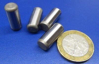 """.002/"""" Oversized Alloy Steel Dowel Pins 5//16/"""" Dia x 1.00/"""" Length 20 Pieces"""