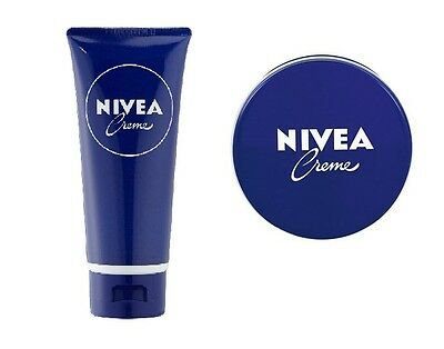 (33,33 €/ L) Nivea Cream 30, 75, 100, 150 ml Nivea Cream Tube Box