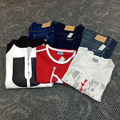 Bulk Men's Jeans, Tees and Sweaters