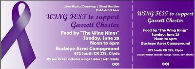 GARRETT CHESTER Charity Wing Fest with Live Music