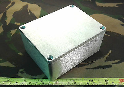 G113 Aluminium Diecast Electronic Project Box 115 X 90 X 55mm IP65  fp