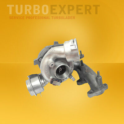 Turbolader VW Golf 5 V 1.9 TDI 77kW 105PS BLS / BSU