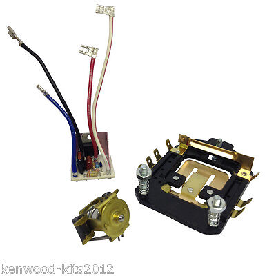 Kitchenaid Stand Mixer Speed Control Plate, Phase Board & Governor Repair Kit 1