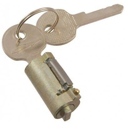 Edsel Trunk Lock Cylinder With 2 Keys, 1958 58-31263-1