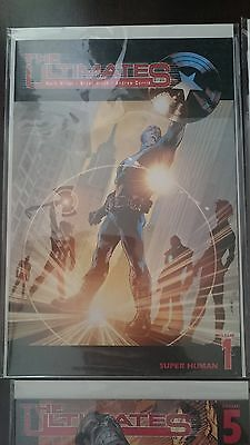 Avengers THE ULTIMATES 1 13 ISSUE RUN #1-13 ULTIMATES 2  #1-13 Ultimates 3
