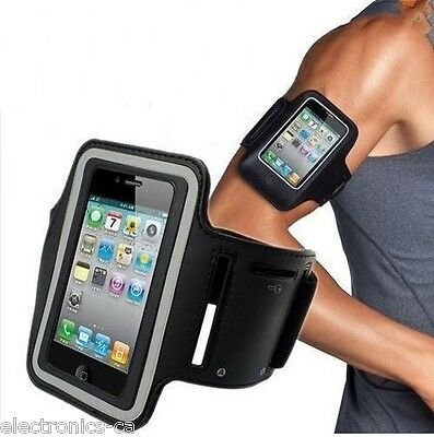 Sports Exercise Armband iPhone 6 6s Plus Running Gym Sport Case Cover AB6+