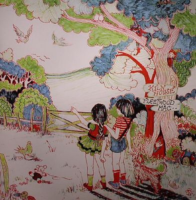 FLEETWOOD MAC - Kiln House - Vinyl (gatefold LP)