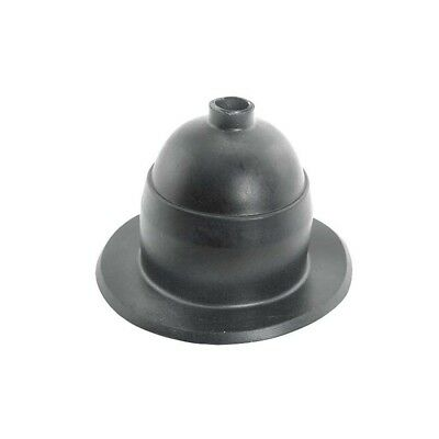 Model A Ford Gear Shift Boot - Black Rubber