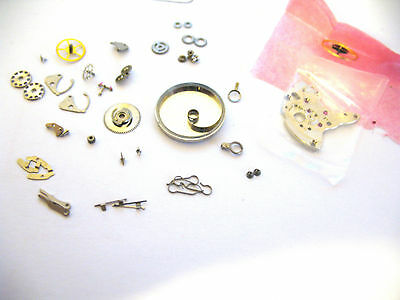 Jaeger 880,881 Assorted New Old Stock Movement Parts