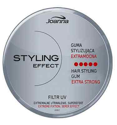 Joanna Styling Effect Hair Gum Extra Strong Uv Extreme Fixation Super Effect