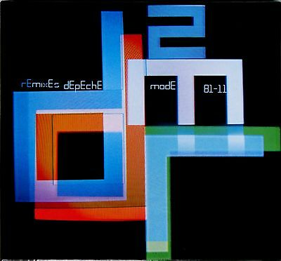 Depeche Mode * Remixes 2 81-04 * Uk Deluxe Limited Edition 3Cd 37 Trk Set * Htf!