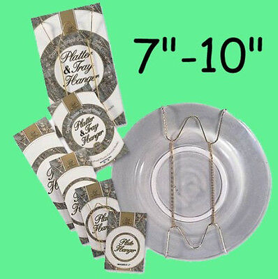 """Adjustable Plate  Wall Hanger Adapter  for 7-10"""" Plates"""