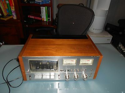 Pioneer stereo cassette CT-F9191 For Parts or repair