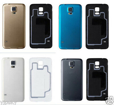 New Original OEM Housing Battery Back Door Case Cover Skin For SAMSUNG Galaxy S5