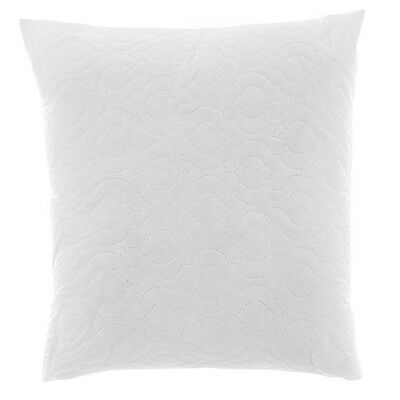 """4 pack x 18"""" Water Resistant Quilted Scatter Cushion Protectors Anti Allergy"""