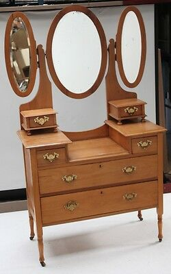 Antique Dressing Chest - FREE DELIVERY [PL925]