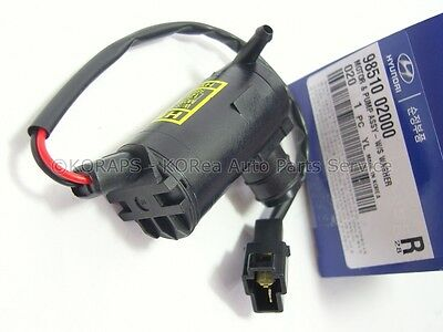 ATOS 01-11 GeNuiNe WINDSHIELD WASHER MOTOR & PUMP 9851002000
