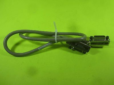National Instruments, NI GPIB Cable X2, 1m IEEE488 -- 763061-01 -- Used