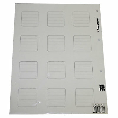 Lighthouse MATRIX Interleaves - WHITE pack of 10