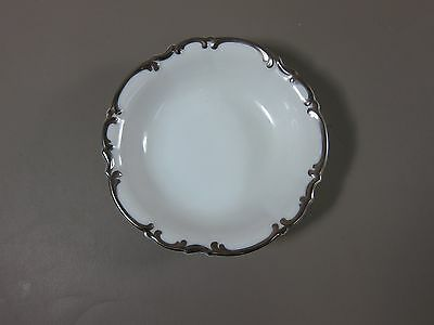 Hutschenreuther REVERE WHITE-SYLVIA Fruit Bowl(s) Multiple Available EXCELLENT
