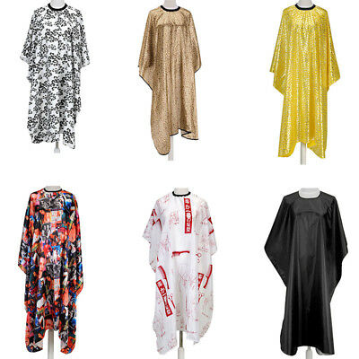 Adult Hair Salon Hairdressing Cutting Cape Cloth Cover Barbers Gown Unisex Hot