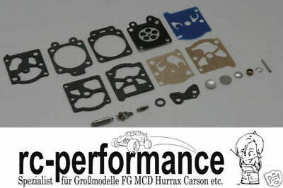 Reparatur Kit für Walbro Vergaser FG Beetle Marder Carbon Fighter MCD HPI